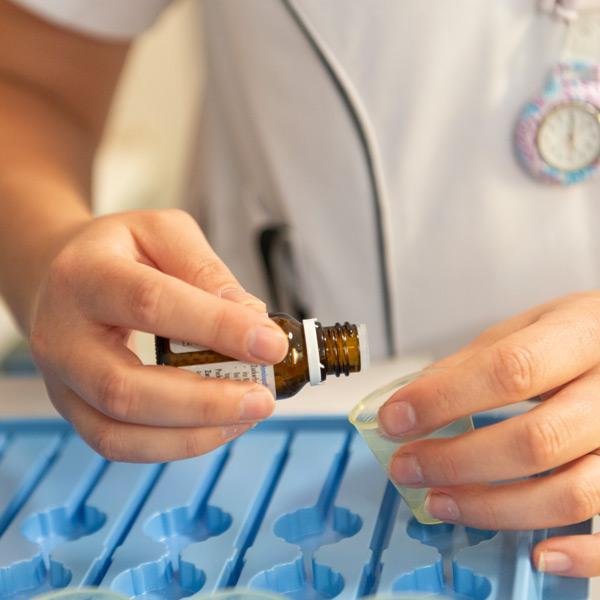 Medikamente vorbereitung